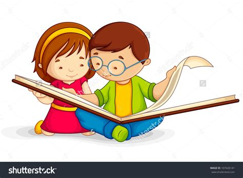 child reading book picture children reading books clipart clipart collection