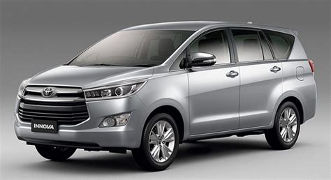 Toyota Innova 2019 by 2019 Toyota Innova Specs Powertrain Price Toyota Wheels