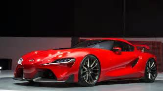 Toyota Ft1 Cues That Might Make The Production Ft 1 Supra Supramkv