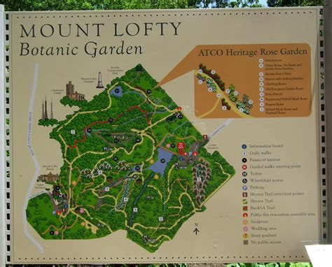Botanic Gardens Adelaide Map Meander To The Max Shades Of Green Mount Lofty Botanic Gardens In Early Summer