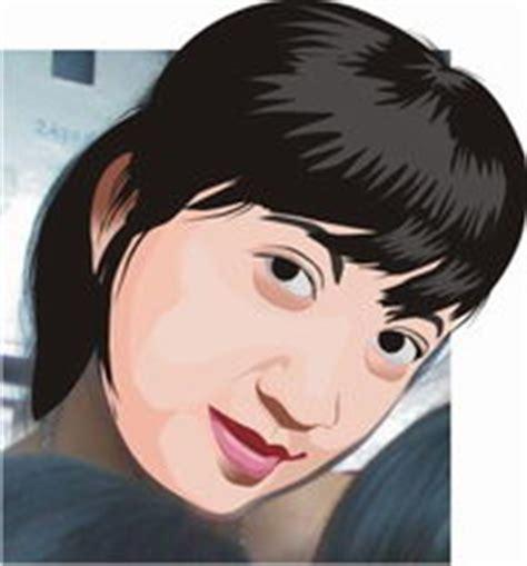 tutorial gambar vektor wajah design of indonesian tutorial vektor wajah dengan coreldraw