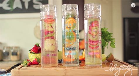 Detox Water Blogilaties by Flushing Detox Water More Detox Recipes