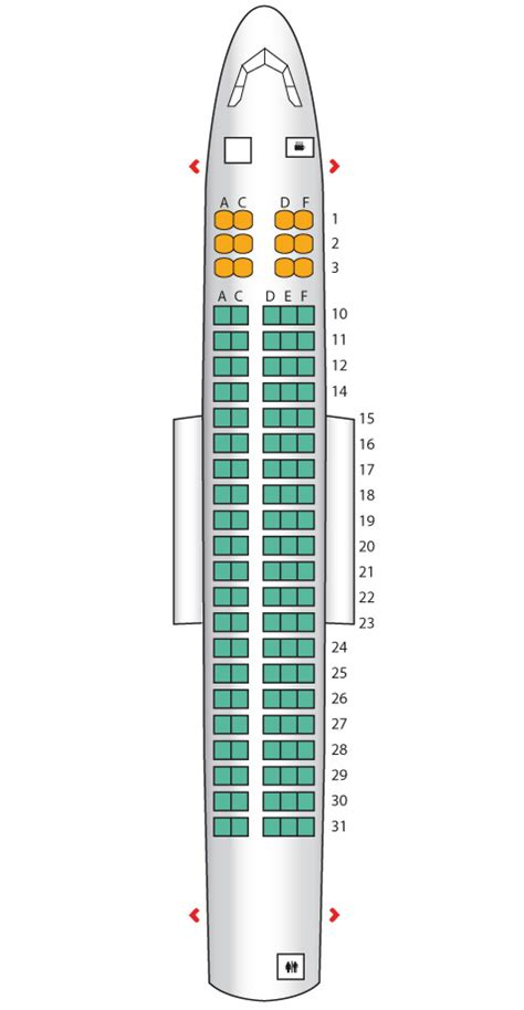 delta 717 seat map delta boeing 767 seating chart images
