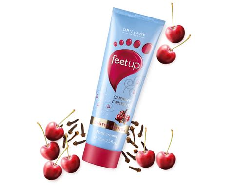 Parfum Delight Oriflame cherry delights up foot orinet oriflame