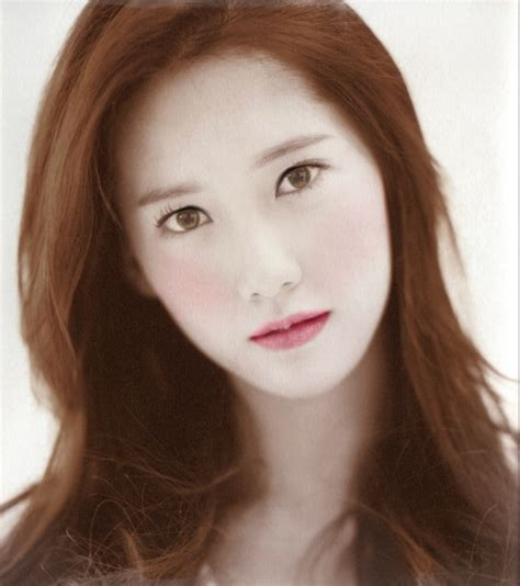 trend fashion yoona snsd hairstyle