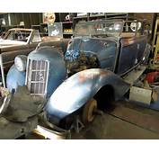 Mike Wolfe Picks An Auburn Cord 653 With Plan To Restore