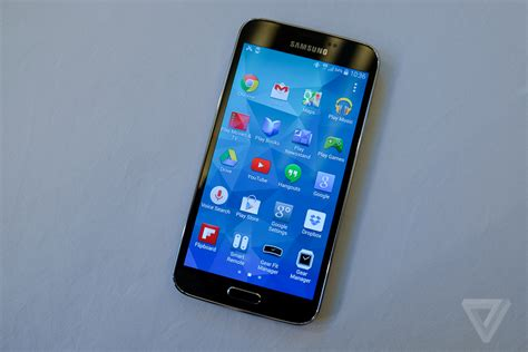 Samsung Galaxy S 5 samsung s galaxy s5 is here with more power more pixels and a refined design the verge