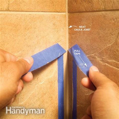 caulking tips bathtub bathtub caulking tips the family handyman
