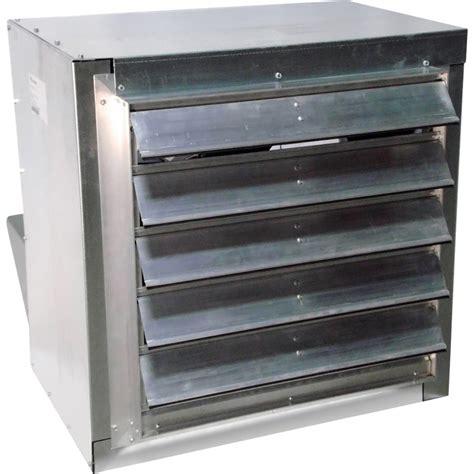 canarm wall exhaust fan canarm direct drive wall exhaust fan with cabinet