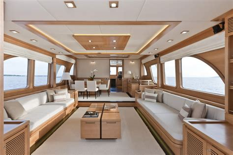 Boat Interiors Ideas Decobizz Com Boat Interior Design Ideas