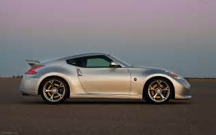 Nissan 270 Z 2009 Nismo Nissan 370z Widescreen Car Picture 07