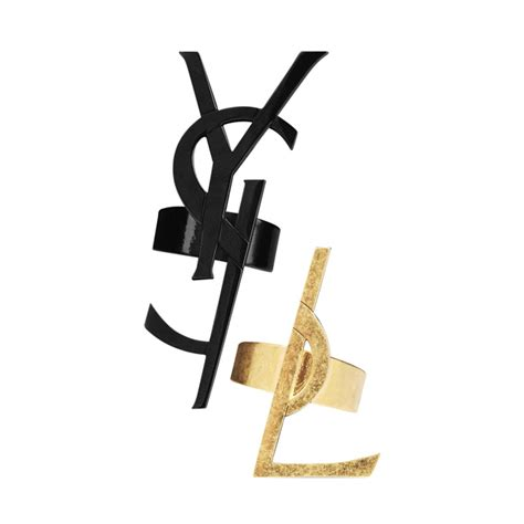 buro 247 logo shop how anthony vaccarello revived the ysl logo in one
