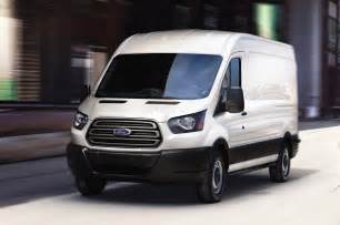 2015 ford transit cargo review