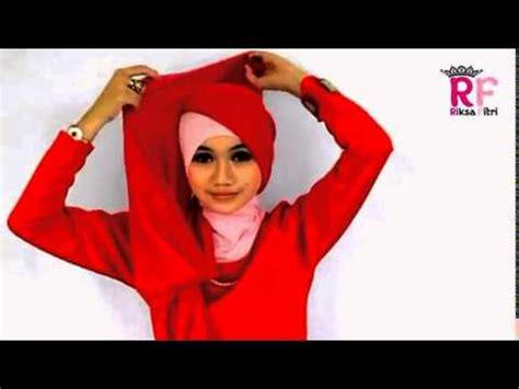 youtube tutorial hijab segitiga tutorial hijabku cara memakai jilbab paris segitiga