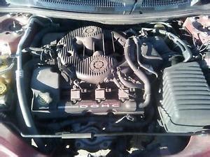 2 7 L Chrysler Engine 2001 01 Chrysler Sebring Lxi 2 7l V6 Engine Motor Run