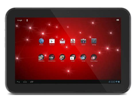 Tablet Toshiba Android toshiba excite at305t16 10 1 inch android tablet gadgetsin
