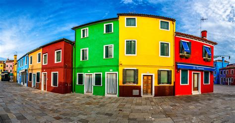 italy colors burano colors italy
