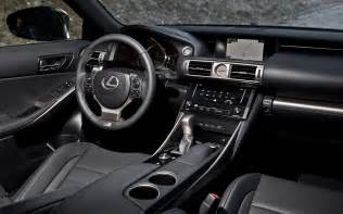 Lexus Is Interior 2014 Lexus Is 350 F Sport Drive Motor Trend