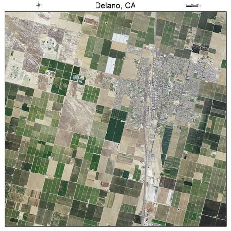 delano california map aerial photography map of delano ca california