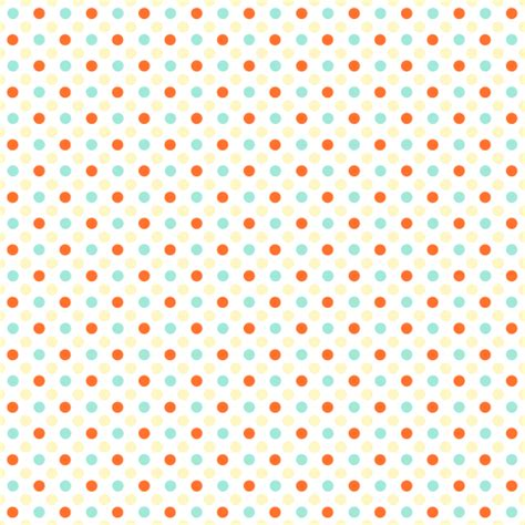 seamless retro polka dots background labs