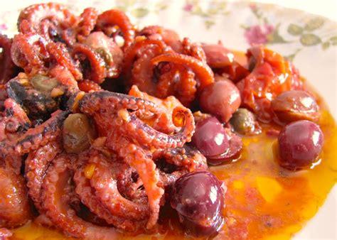 come cucinare i polpi ricetta polpo alla luciana la verace tradizione napoletana