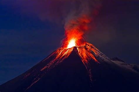 Relationship Between Earthquakes And Volcanic Eruptions