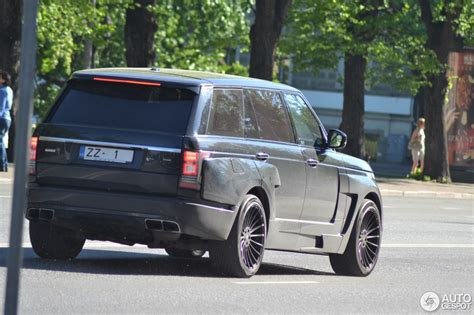 land rover hamann land rover hamann range rover myst 232 re 28 may 2017