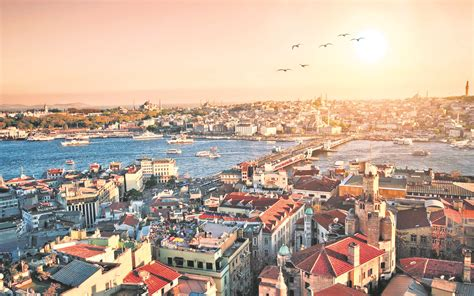 best to best places to the sunset in istanbul daily sabah