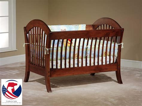 Amish Baby Cribs by Amish Furniture And Toys By Dutchcrafters Amish