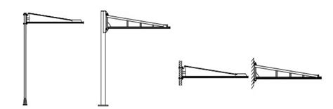 jib crane design crane design types of crane machine design crane design