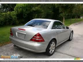 2002 Mercedes Slk 2002 Mercedes Slk 230 Kompressor Roadster Brilliant