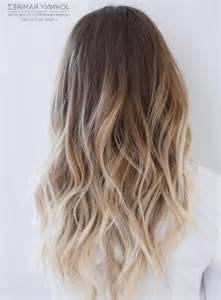 ombre hair light brown to cfxq