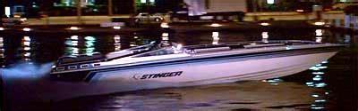 miami vice stinger boat www cruisersownersforum view topic miami vice