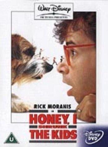 Honey Shrunk Kids 1989 Honey I Shrunk The Kids 1989 My Favorite Family Movies Pintere