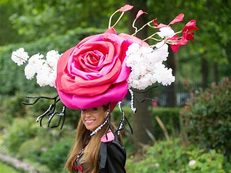 royal ascot hats royal ascot top 10 wackiest hats people com