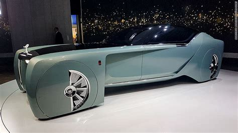 roll royce 2020 the rolls royce of the 22nd century won t need a chauffeur