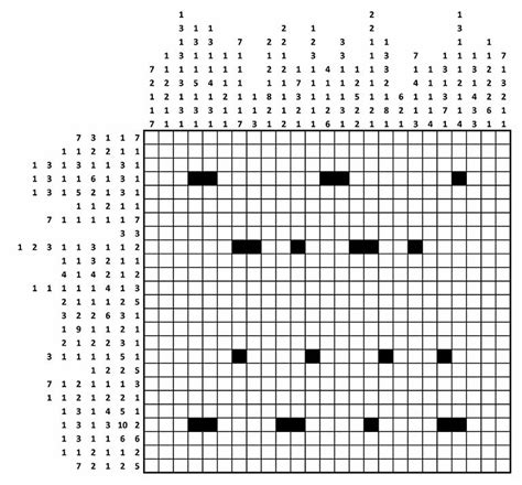 printable number grid puzzles solving the british spy agency s christmas puzzle