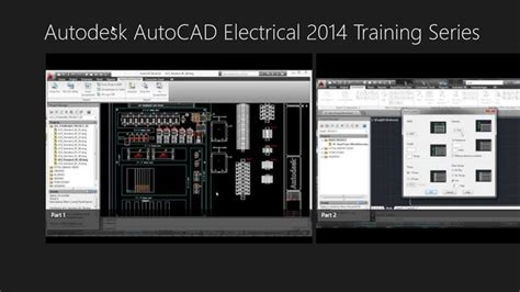 tutorial of autocad 2014 autodesk autocad electrical 2014 training series best