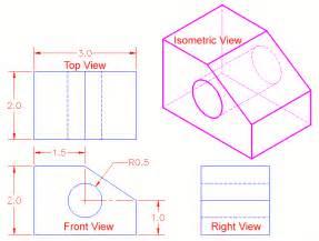 standard engineering layout