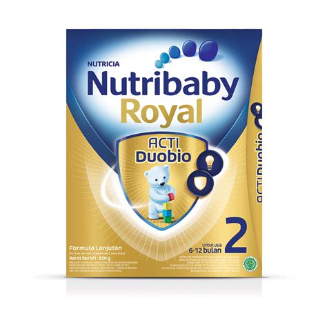 Nutribaby Royal jual nutribaby royal 2 formula box 800gr jd id