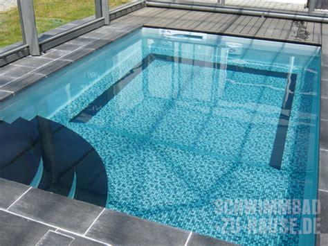 dunkle pool liners betonpool ohne folie schwimmbad und saunen
