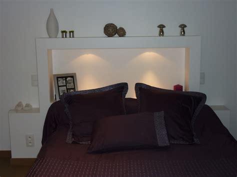 lit encastrable tete de lit moderne customiser une tte de lit en bois pic