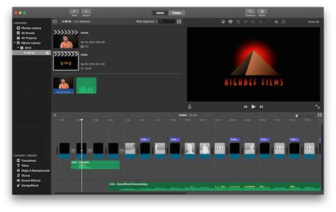 how to edit imovie projects in final cut pro x