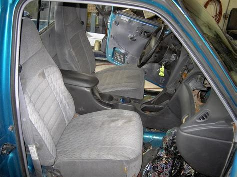 93 Ford Ranger Interior by Lets See Those Custom Interior Touches Page 2 The