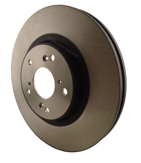 honda rotors genuine oem honda front brake rotors