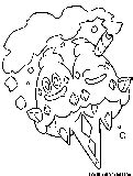 ice pokemon coloring pages ice pokemon coloring pages free printable colouring