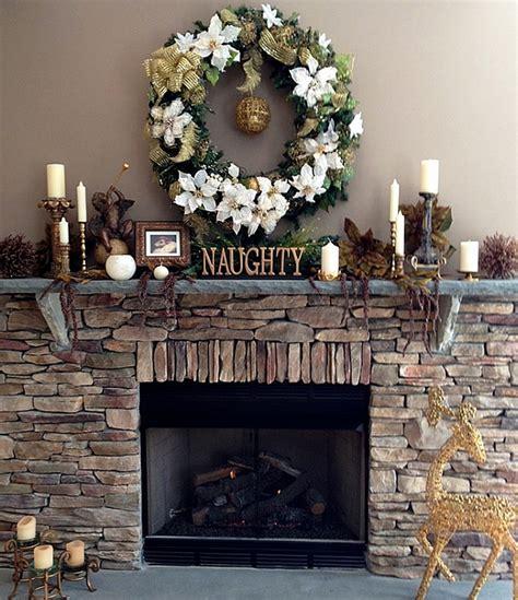 festive christmas mantel decorating idea in my own style 50 christmas mantle decoration ideas