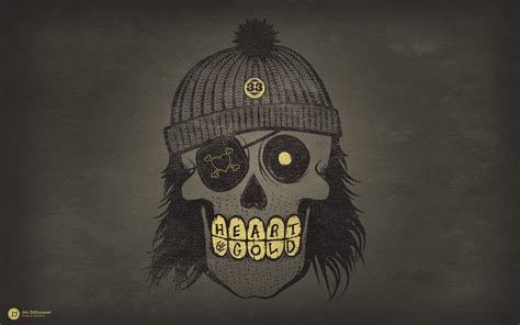 Gold Skull Wallpaper by Personal Work Jim Digiovanni