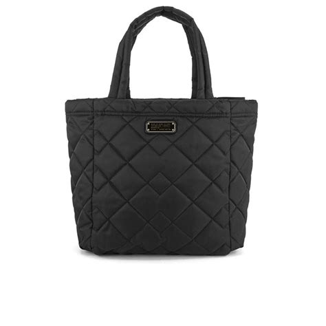Marc Large Quilted Tote by Marc By Marc S Crosby Quilted Tote Bag