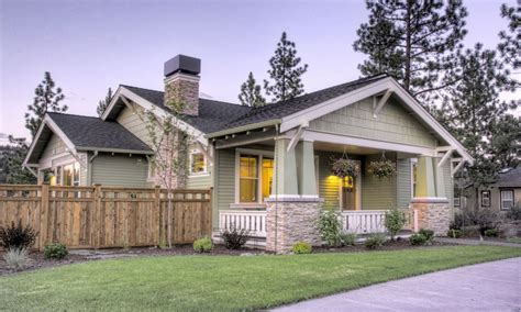 style home northwest style craftsman house plan single